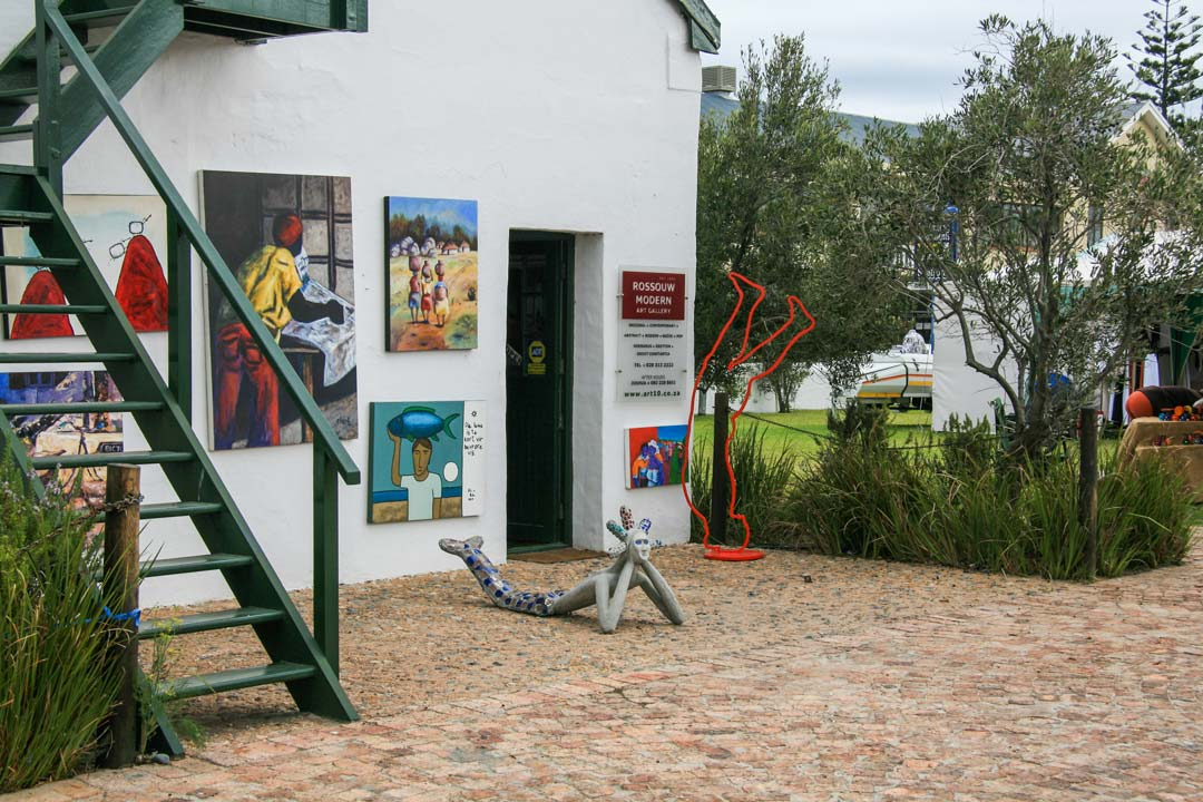 things to do in hermanus arts culture
