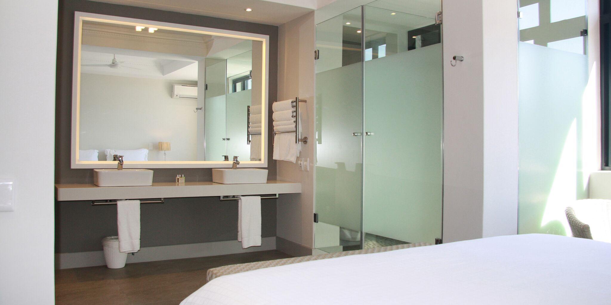 village square bathroom