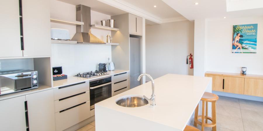 village square apartments kitchen