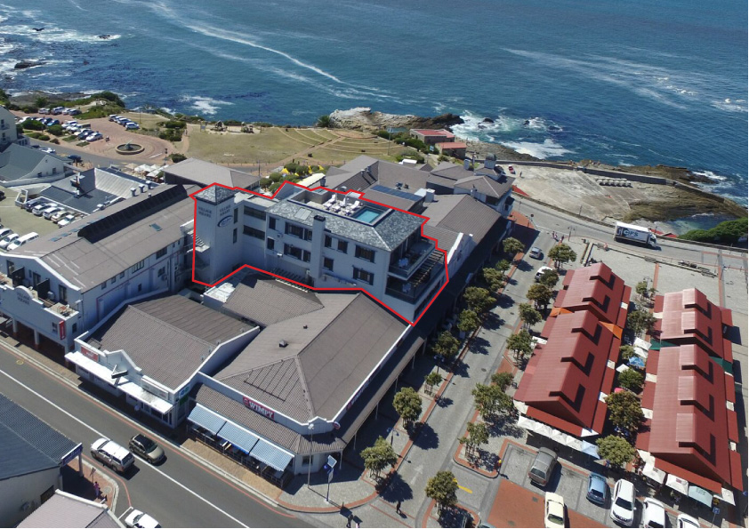 village square hermanus location
