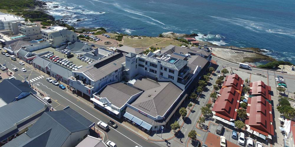hermanus harbour apartments location