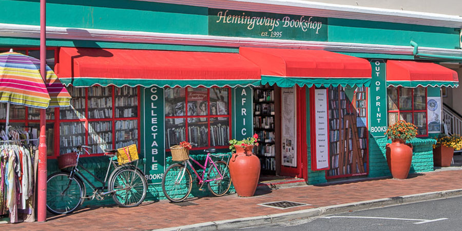 hemingways bookshop